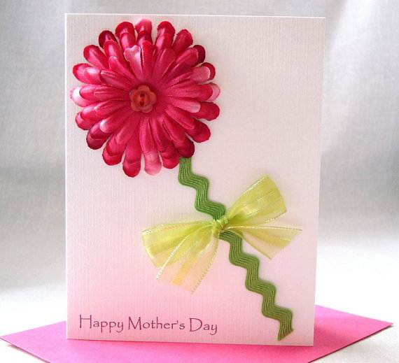 Handmade Mothers Day And Birthday Card Ideas Family