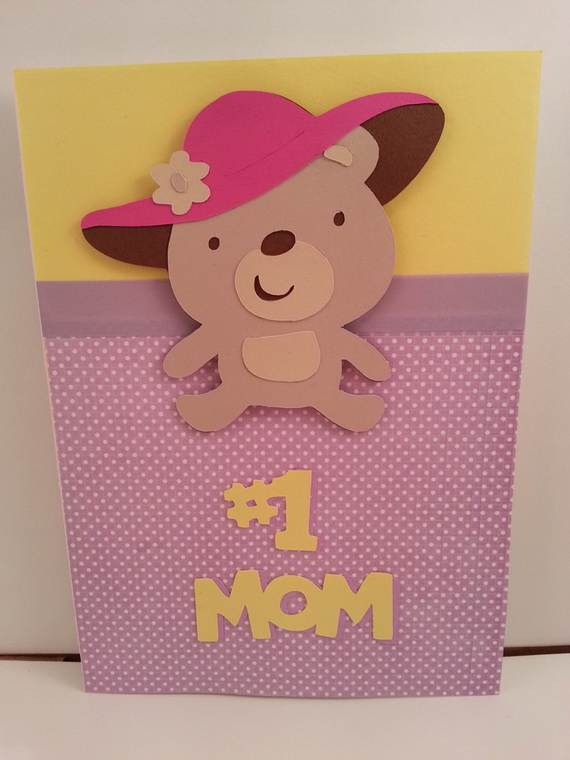 Handmade Mothers Day And Birthday Card Ideas Family Holiday