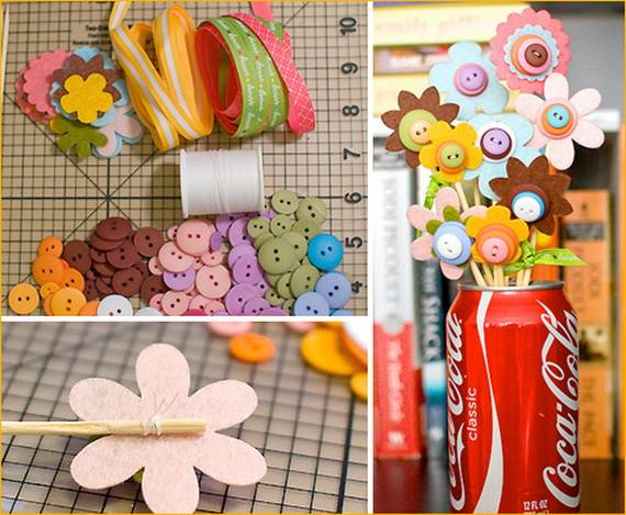homemade craft gift ideas for mothers day family holiday