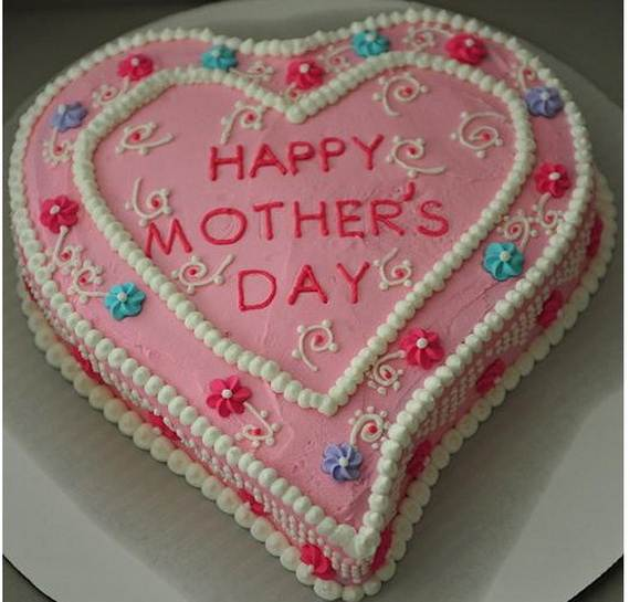 Cake Decorating Ideas For Mother S Day : Mom s Day Cake Decorating Ideas - family holiday.net/guide ...