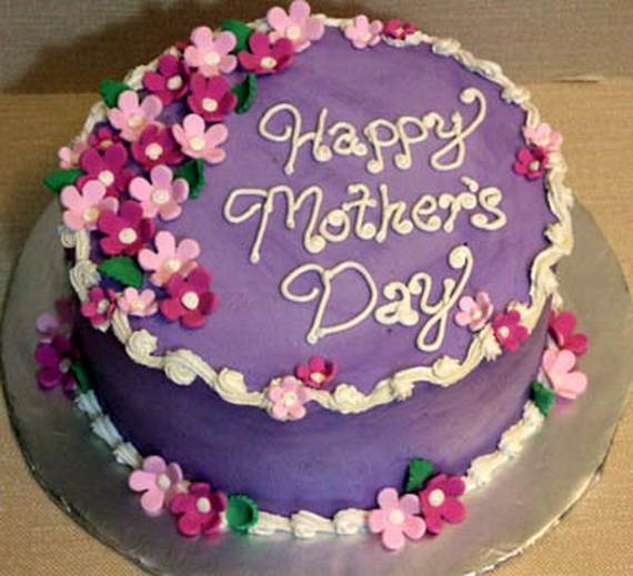 Cake Designs Mother S Day : Mothers Day Cake Design - family holiday.net/guide to ...
