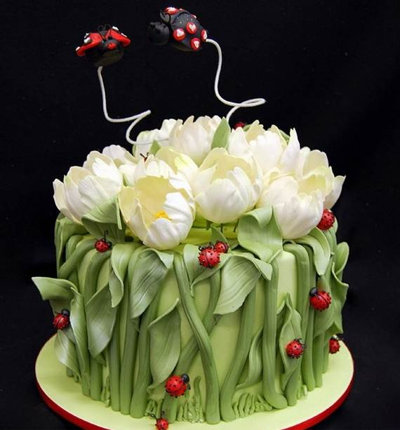 Fabulous Spring Lady Bugs Cake Ideas 570 x 613 · 98 kB · jpeg