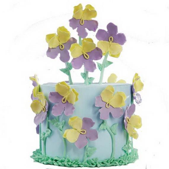 Spring-Theme-Cake-Decorating-Ideas_23