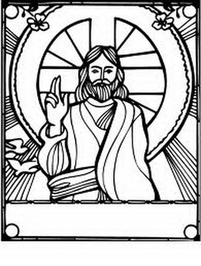 coloring pages church of christ - photo#26