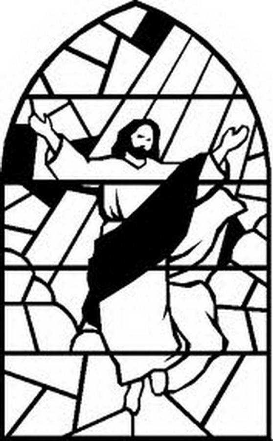 ascension coloring pages of jesus - photo#34