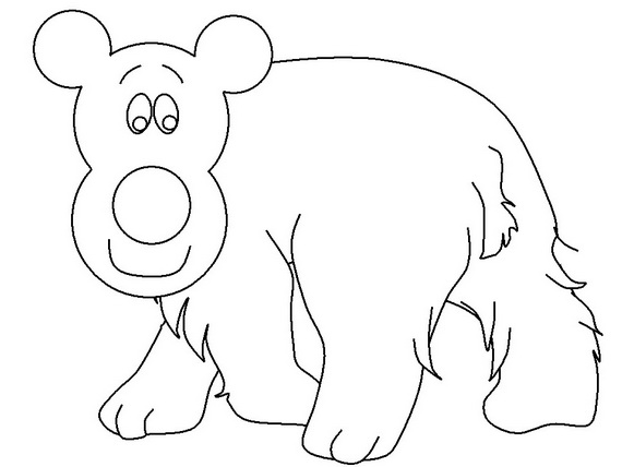 Canada Day Coloring Pages _07