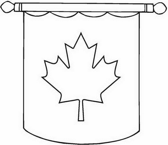 Canada Day Coloring Pages _48