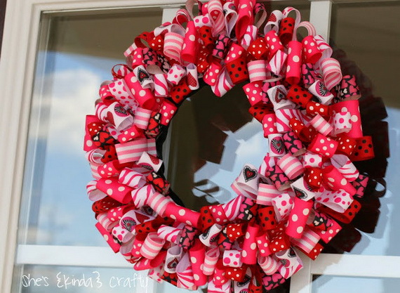 Canada Day Red and White Craft Ideas_14