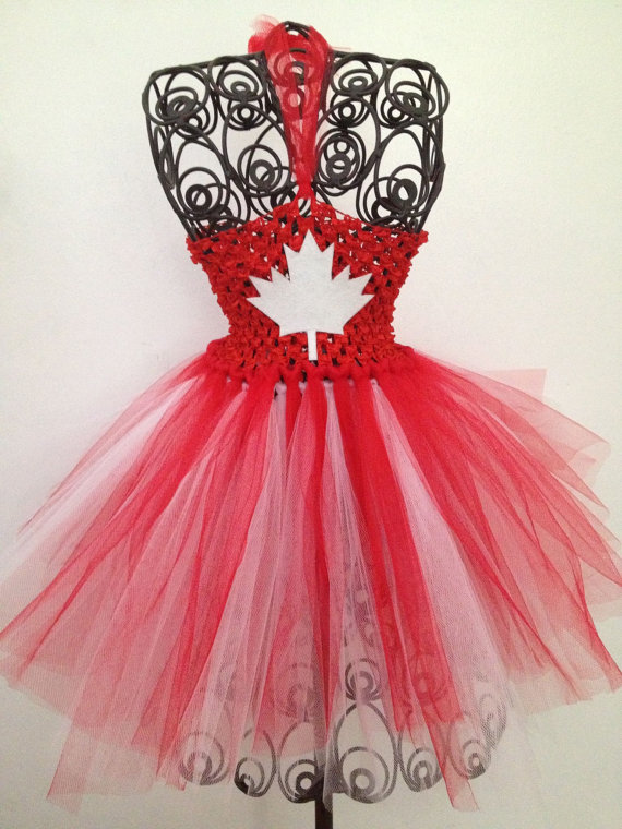Canada Day Red and White Craft Ideas_16