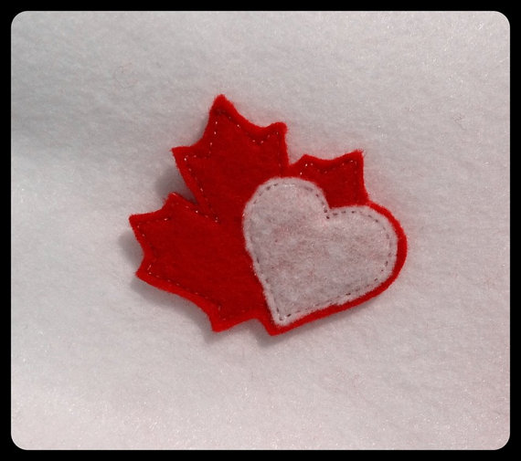 Canada Day Red and White Craft Ideas_22