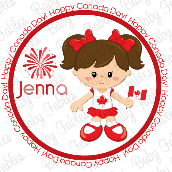 Canada Day Red and White Craft Ideas_23