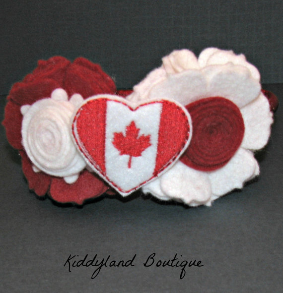 Canada Day Red and White Craft Ideas_31