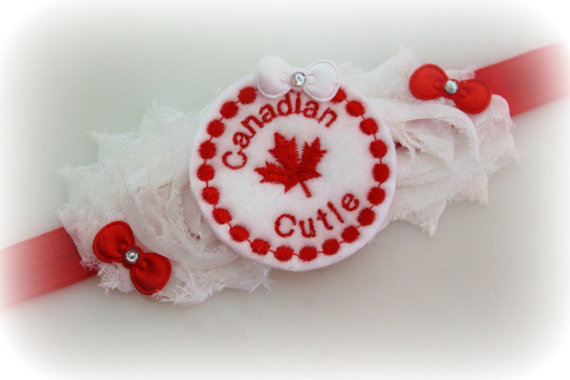 Canada Day Red and White Craft Ideas_32