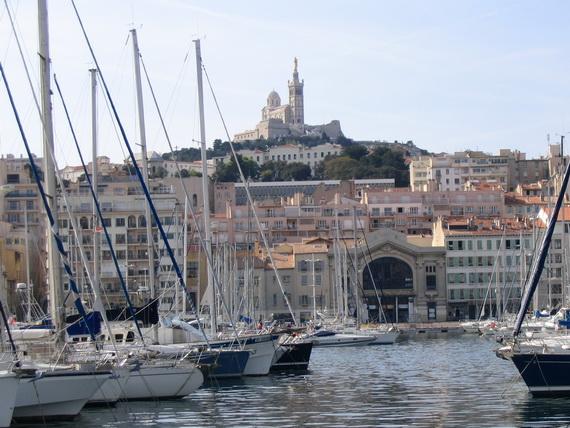 Catholic Basilica of Notre-Dame de la Garde Marseille's Queen of Hearts _18