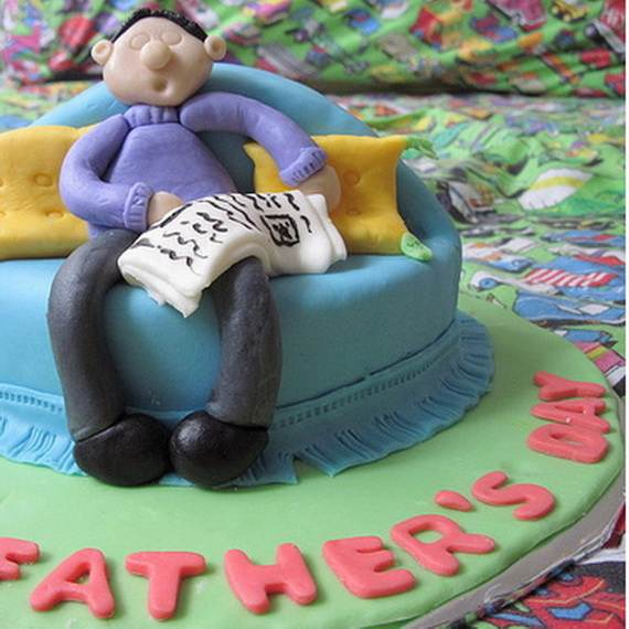 Creative Father Day Cake Desserts family holidaynetguide to