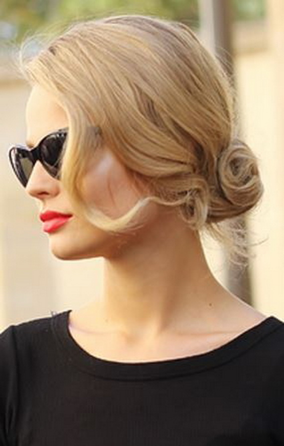 Do-It-Yourself Stylish Summer Hairstyles _2
