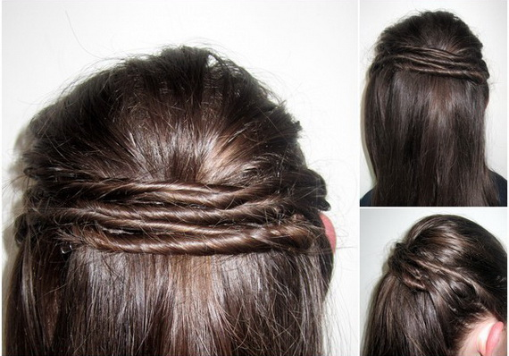Do-It-Yourself Stylish Summer Hairstyles _7
