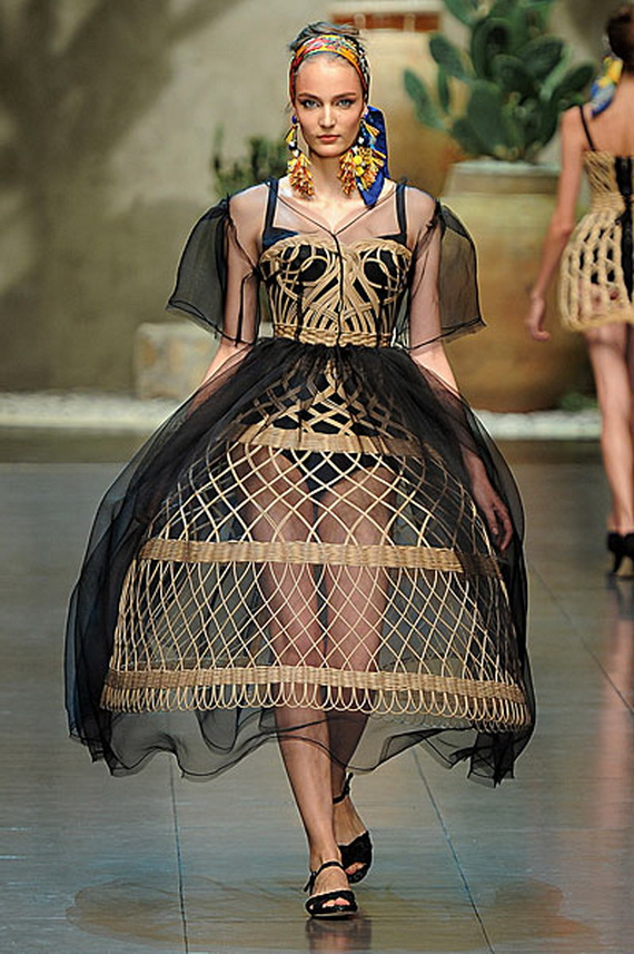 Dolce & Gabbana Spring Summer Holiday Fashion  2013_11