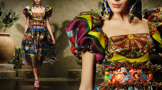 Dolce & Gabbana Spring Summer Holiday Fashion  2013_17