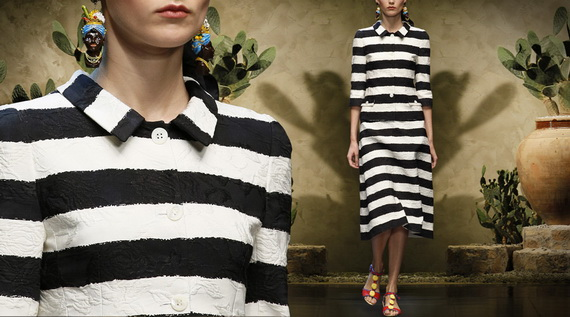 Dolce & Gabbana Spring Summer Holiday Fashion  2013_21
