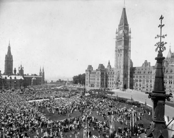 History of Canada Day Celebration (11)