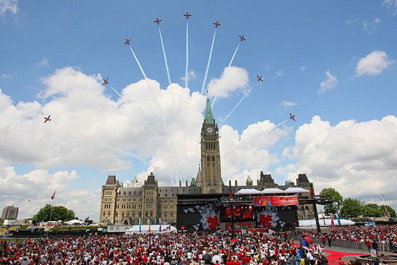 History of Canada Day Celebrations (4)