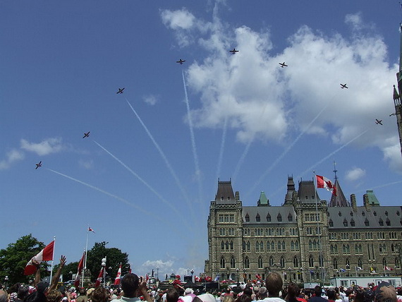 History of Canada Day Celebrations(2)