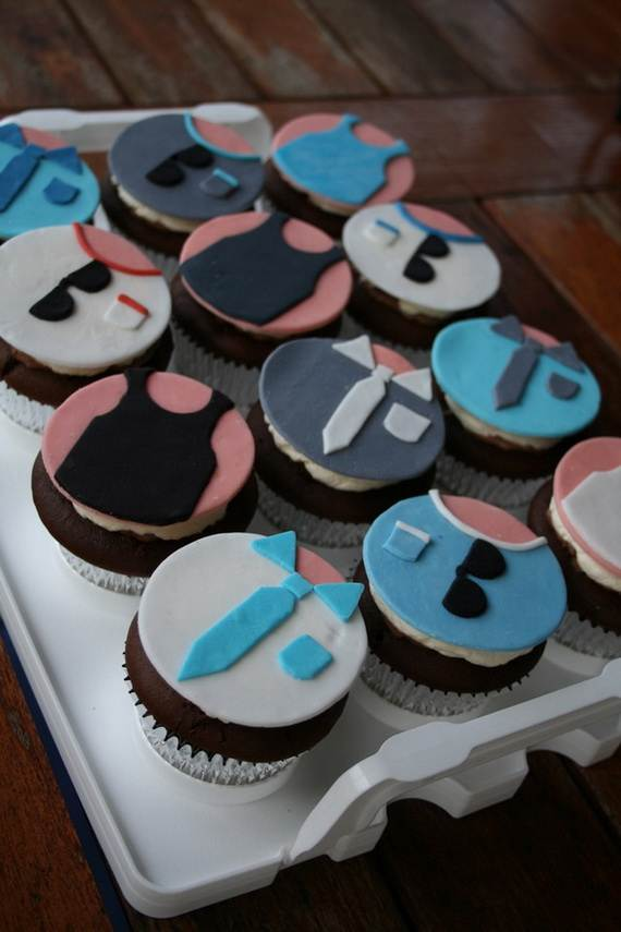 Impressive Cupcakes For Men On Father S Day Family