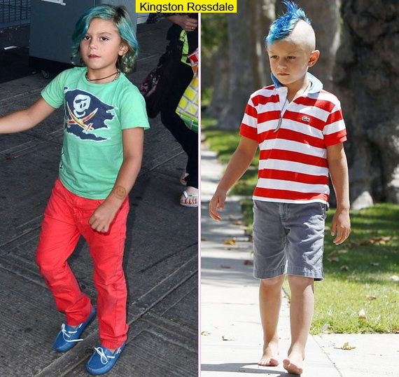 Celebrity Kids' Crazy Cool Hairstyles!_06