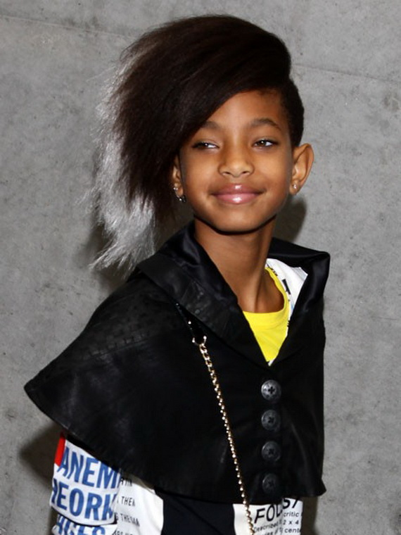 Celebrity Kids' Crazy Cool Hairstyles!_30