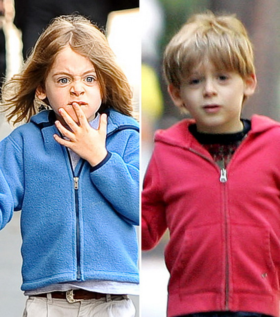 Cute Celebrity Kids' Hairstyles_13