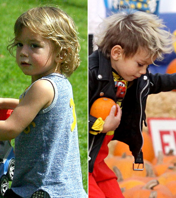 Cute Celebrity Kids' Hairstyles_14