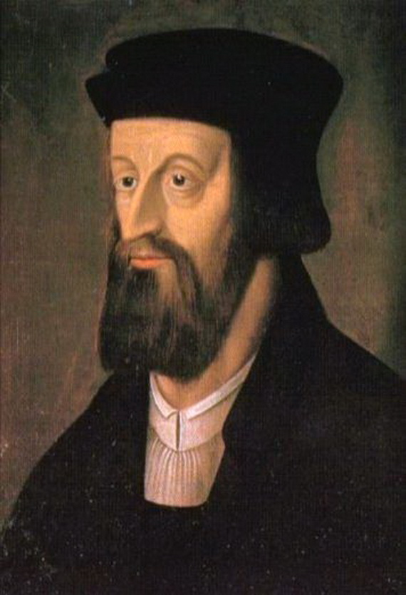 Jan Hus Day in Czech Republic3