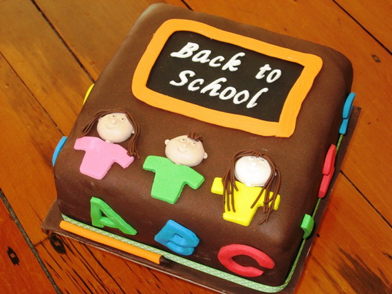 Back to School Cake and Cupcake Ideas_14
