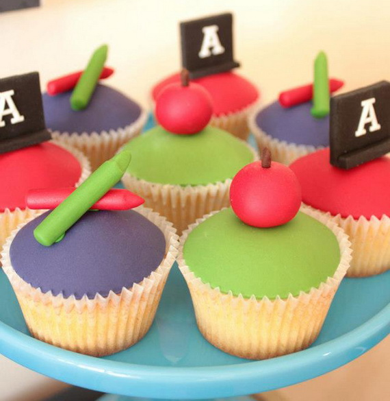 Back to School Cake and Cupcake Ideas_15