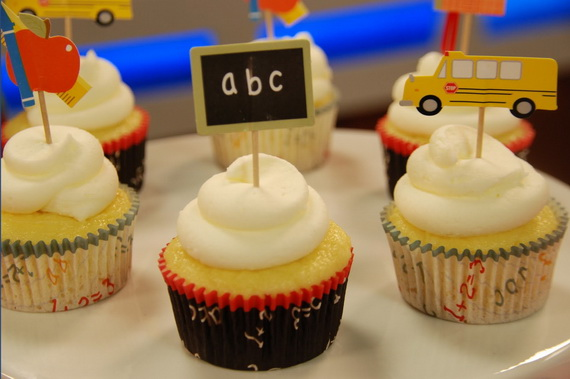 Back to School Cake and Cupcake Ideas_23