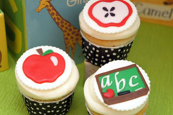 Back to School Cake and Cupcake Ideas_33