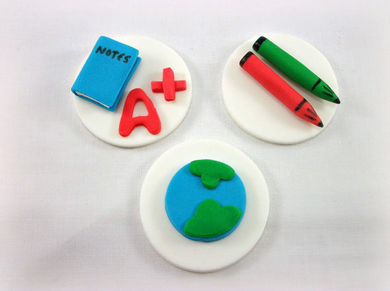 Back to School Cake and Cupcake Ideas_35