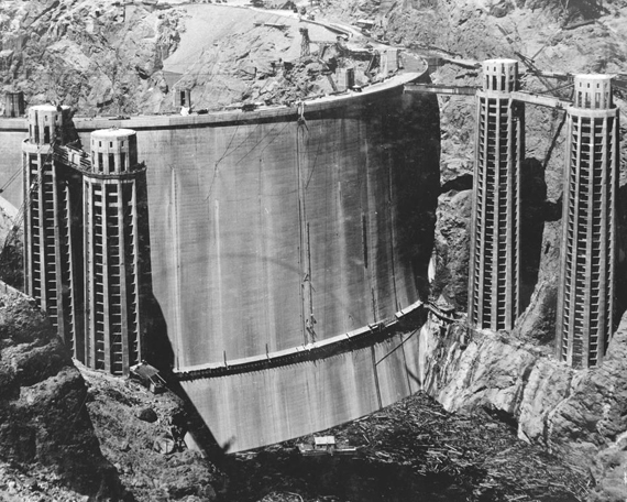 Construction History of Hoover Dam-26