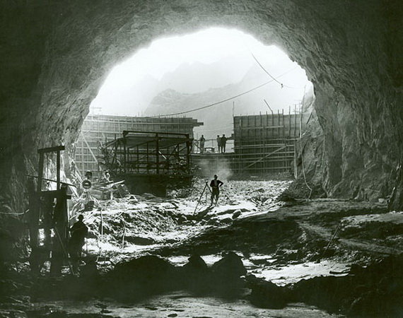 Construction History of Hoover Dam _23