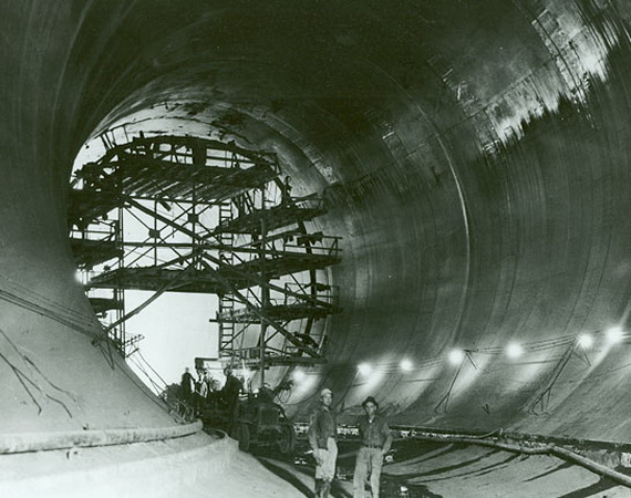 Construction History of Hoover Dam _25
