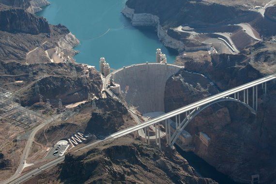 Construction History of Hoover Dam _4