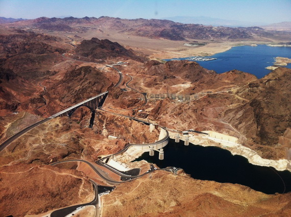 The history of -The Greatest Dam in the World- Hoover Dam_06