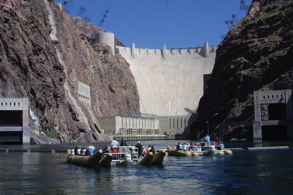 The history of -The Greatest Dam in the World- Hoover Dam_09