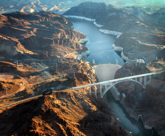 The history of -The Greatest Dam in the World- Hoover Dam_10
