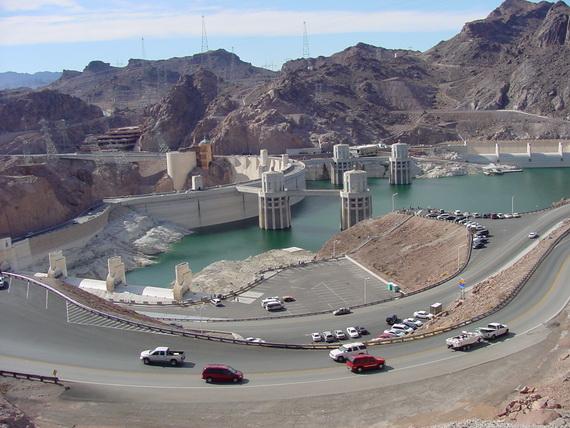 The history of -The Greatest Dam in the World- Hoover Dam_11