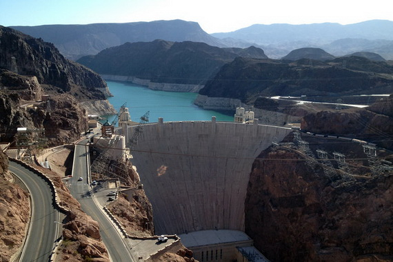 The history of -The Greatest Dam in the World- Hoover Dam_17