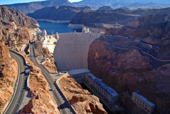 The history of -The Greatest Dam in the World- Hoover Dam_25