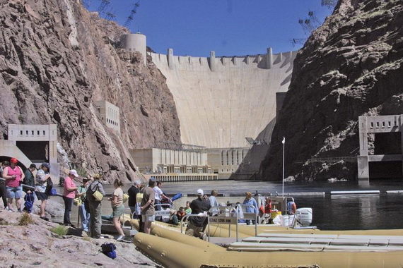 The history of -The Greatest Dam in the World- Hoover Dam_36