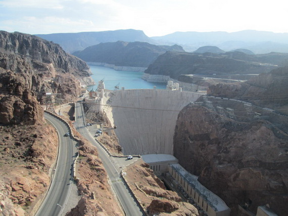 The history of -The Greatest Dam in the World- Hoover Dam_41